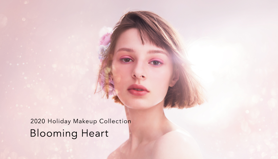 2020 Holiday Makeup Collection Blooming Heart